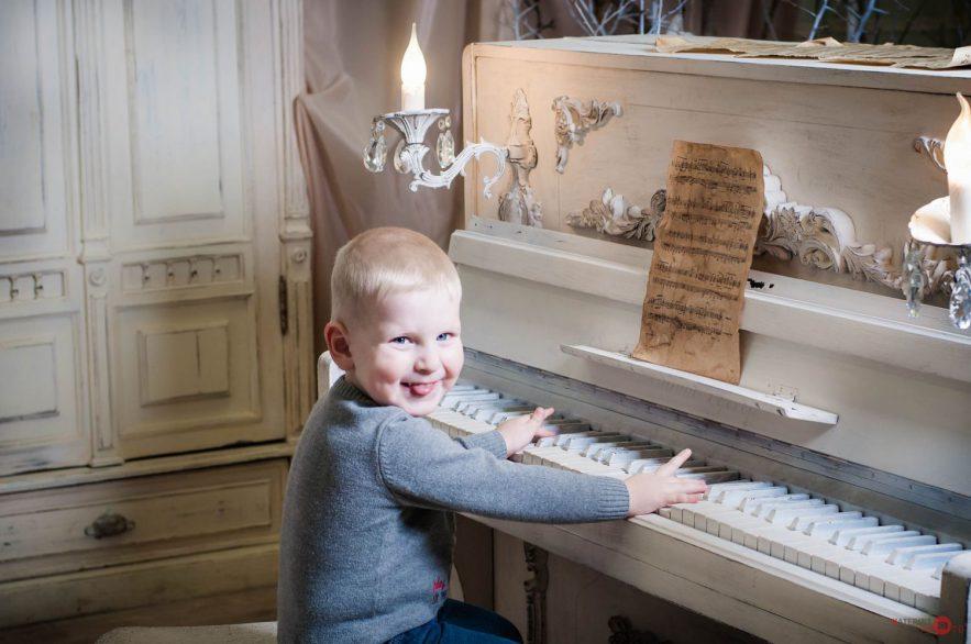 Детская фотосессия в студии в Калуге