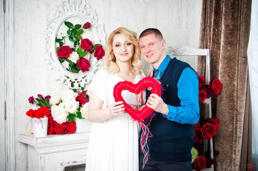 love story на свадьбу в Калуге