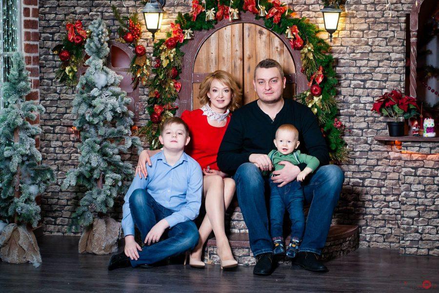 Семейные фотосессии в Калуге