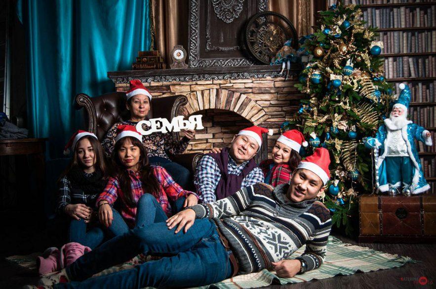 Семейная фотосессия в Калуге