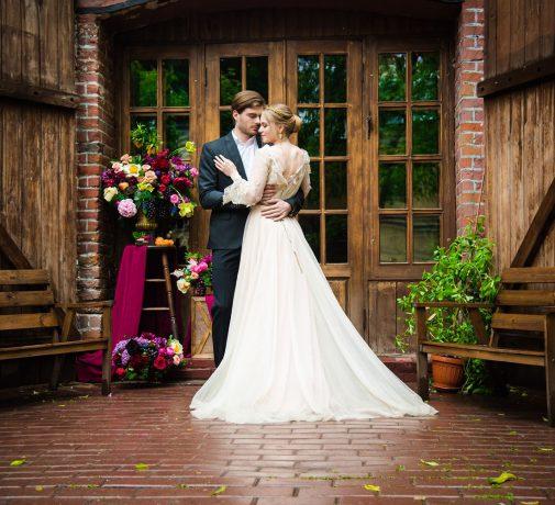 Свадьба жених и невеста